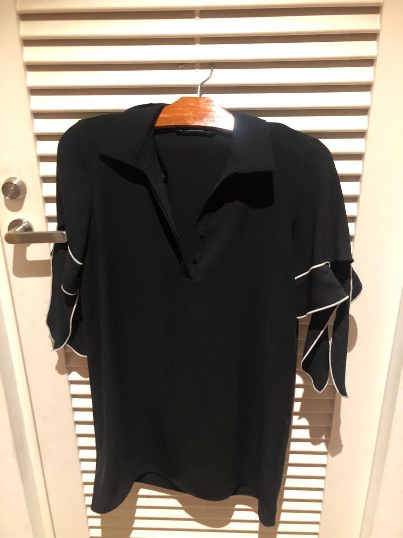 Zara shirt dress #promodressaja