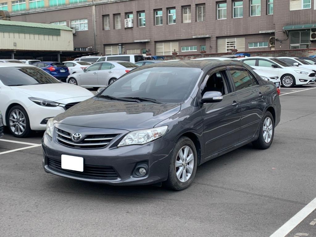 2011年Toyota豐田Altis 經典 深灰23