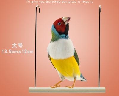 鸚鵡盪鞦韆站架  鳥類盪鞦韆站架