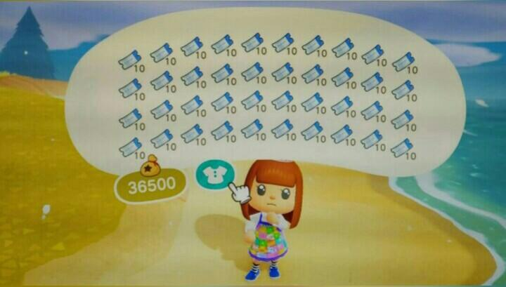 Animal Crossing NMT/Bells/Fash Bait