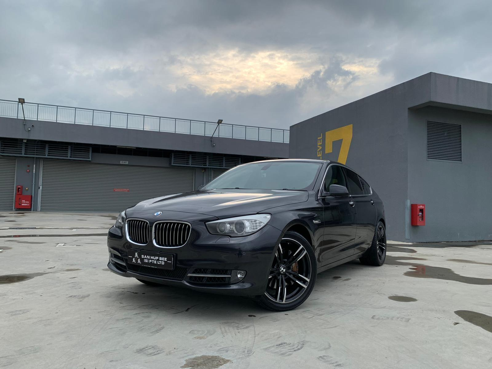 BMW 535i Gran Turismo Luxury (A)