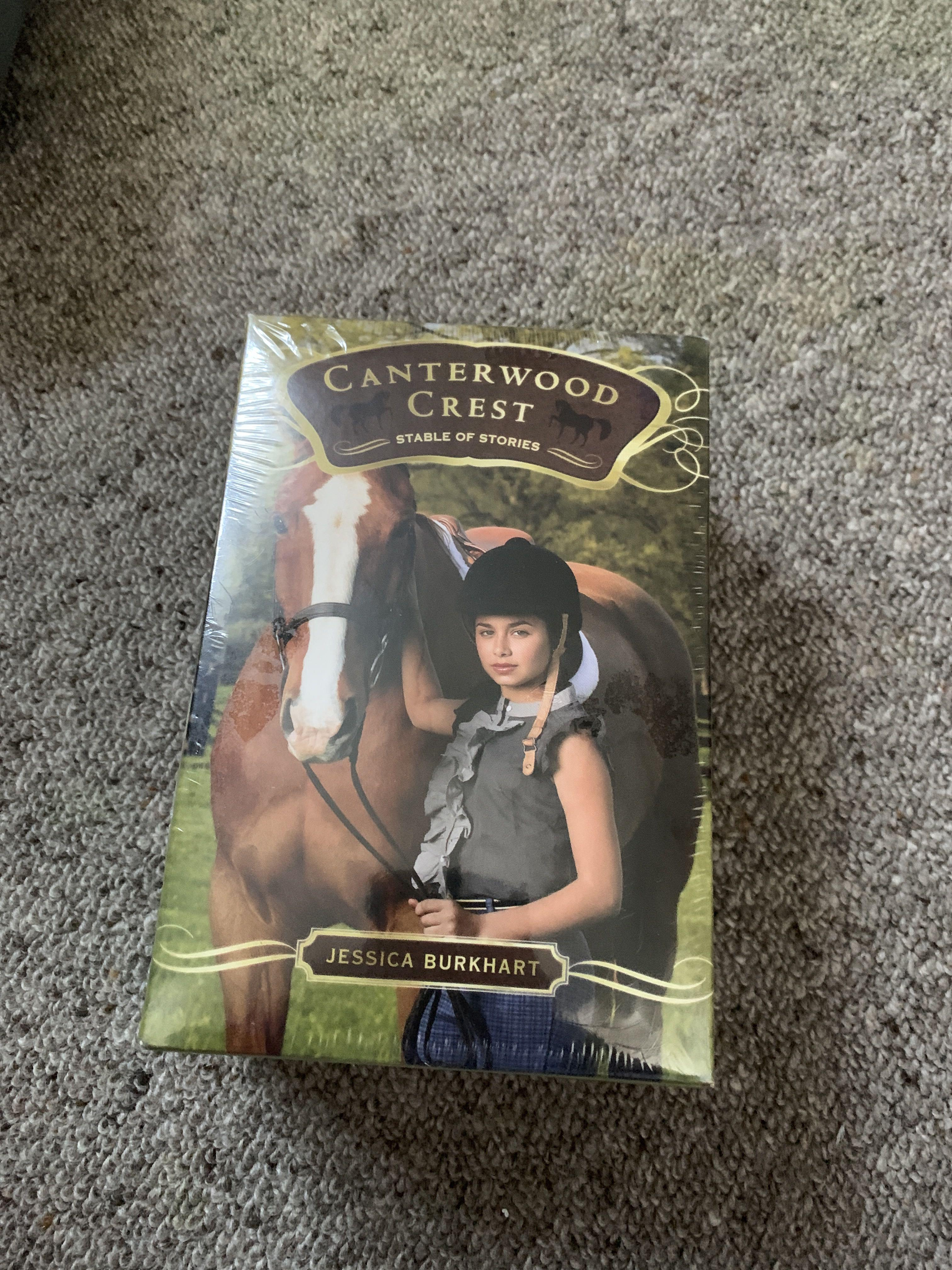 canterwood crest book set