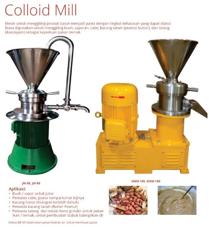 COLLOID MILL (GNM-130)