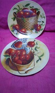 Fruit Plate Design