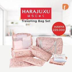 HARAJUKU - Traveling Bag Set