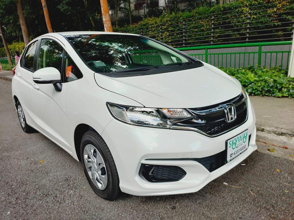 Honda Fit & Suzuki Swift