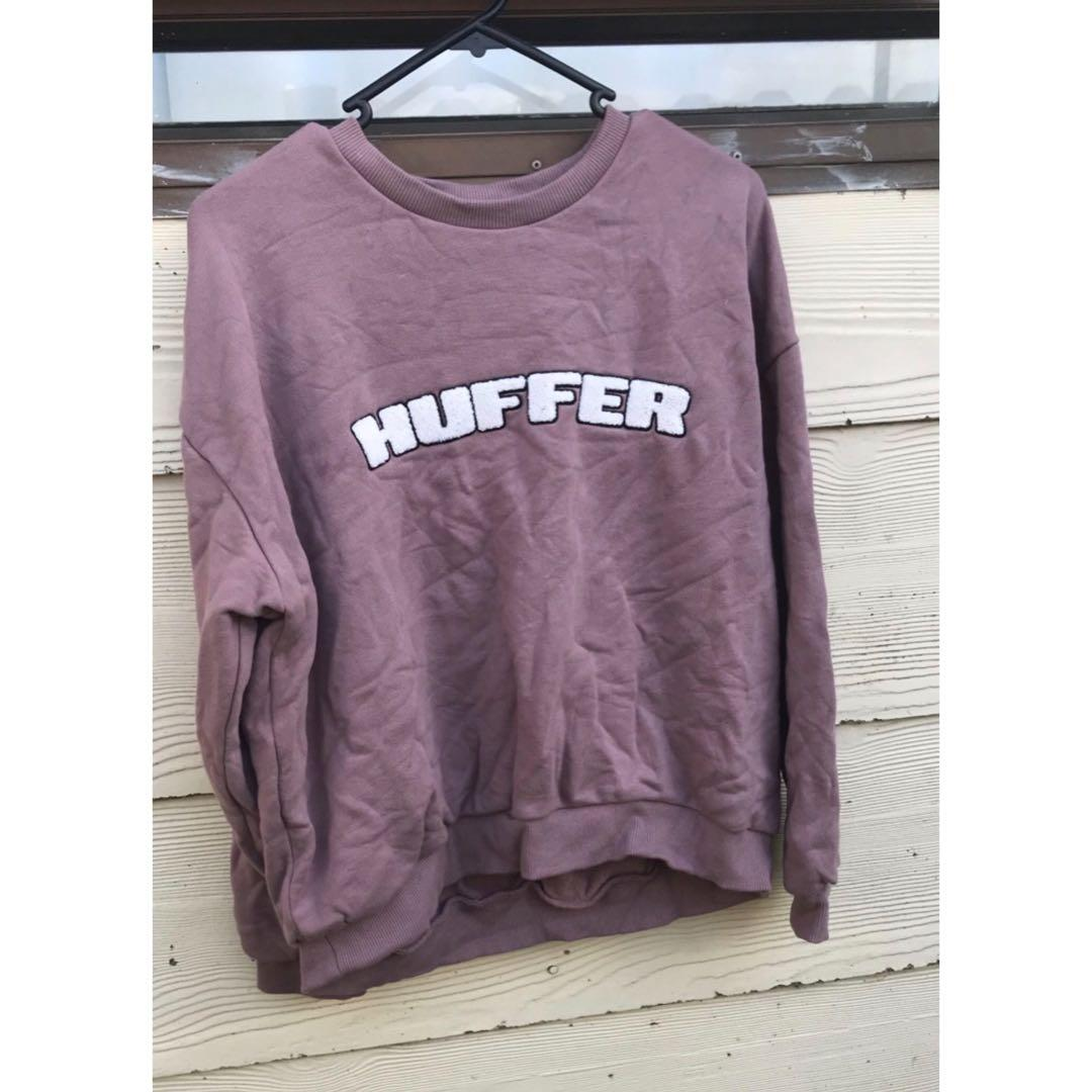 Huffer CrewNeck