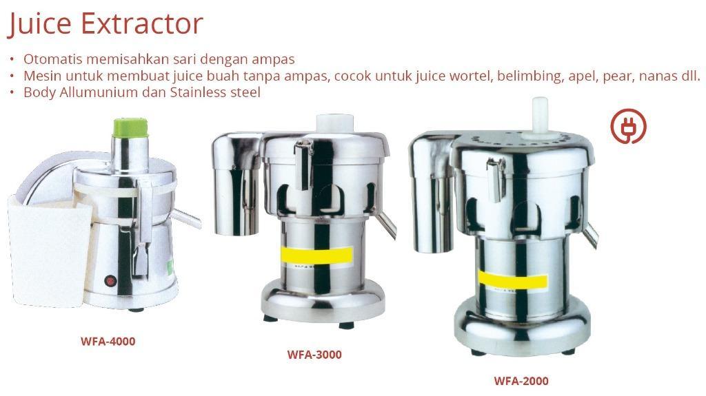 JUICE EXTRACTOR (WFA-2000)