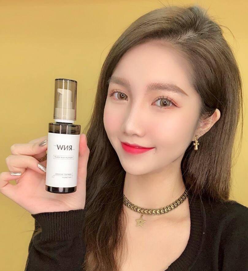 KB-0914-012 ❤️韓國🇰🇷代購—韓國RNW香氛閃亮滋養護髮油,75ml