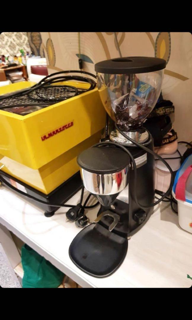 La marzocco linea mini + grinder electric