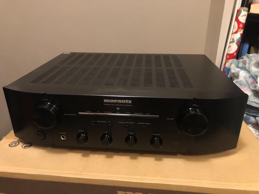Marantz PM 8005 integrated amplifier