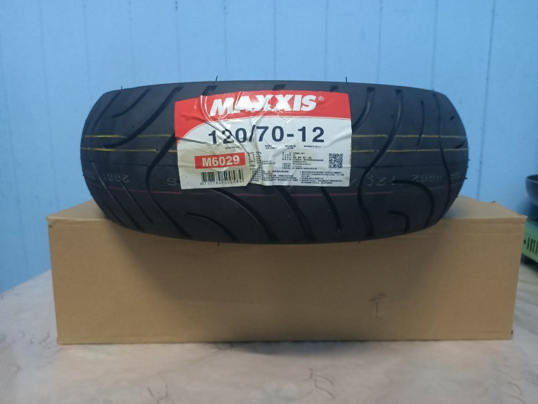 Maxxis wheel 120/70-12