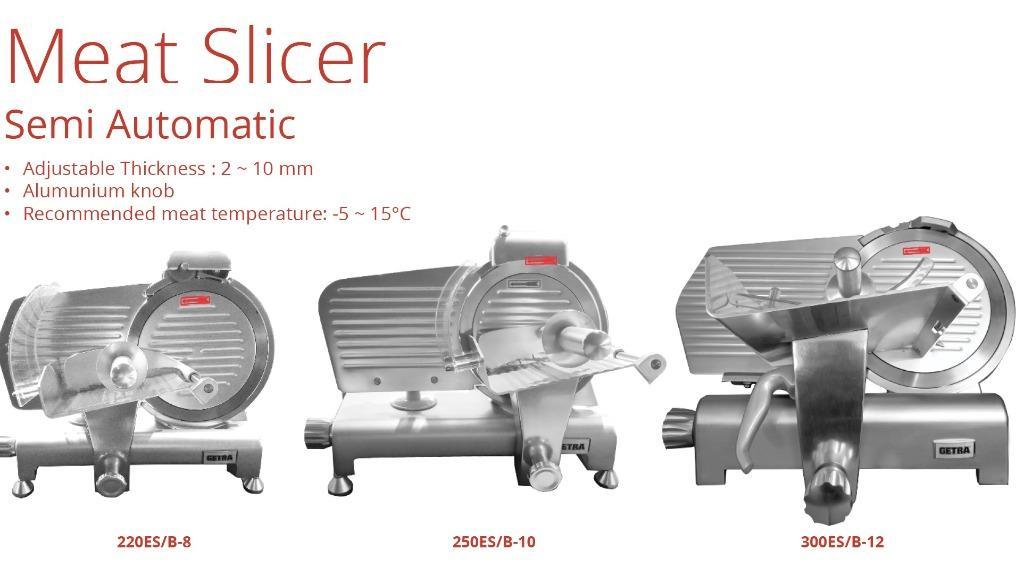 MEAT SLICER (300ES/B-12)
