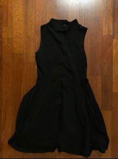 Pazzo黑色洋裝