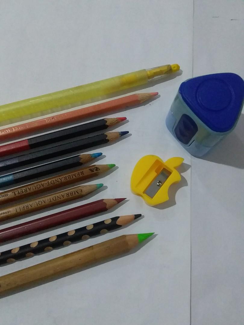 Pensil Warna Rembrant