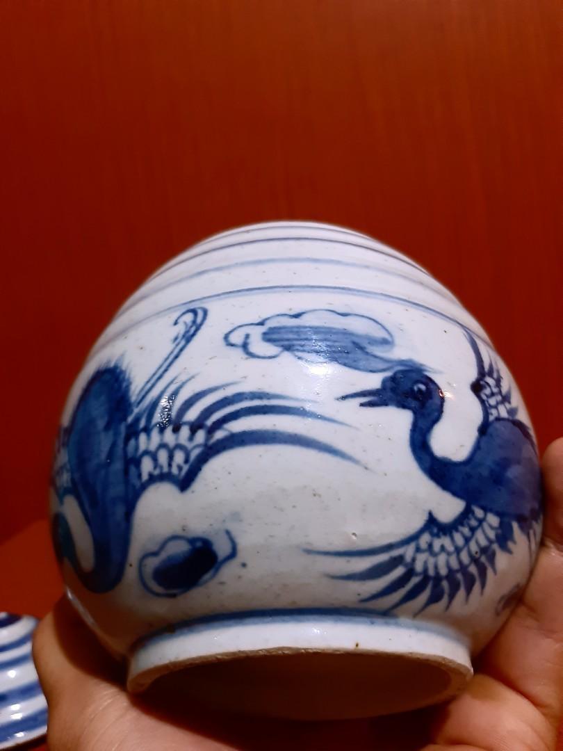 Qianlong Porcelaine