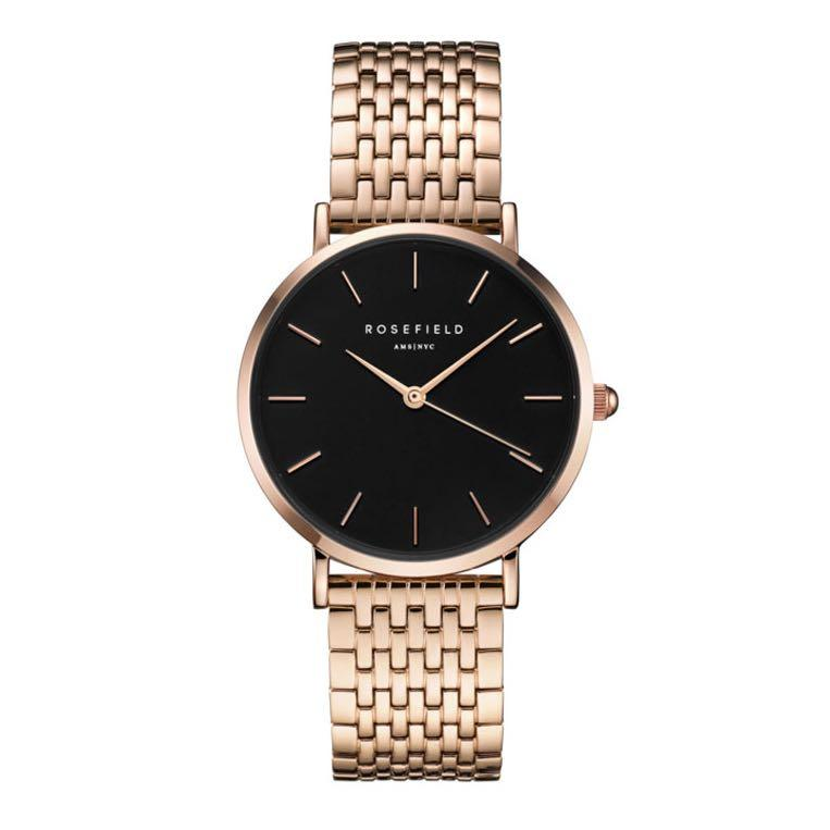 Rosefield nyc rose gold