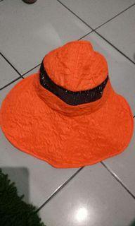 Topi santai anti matahari