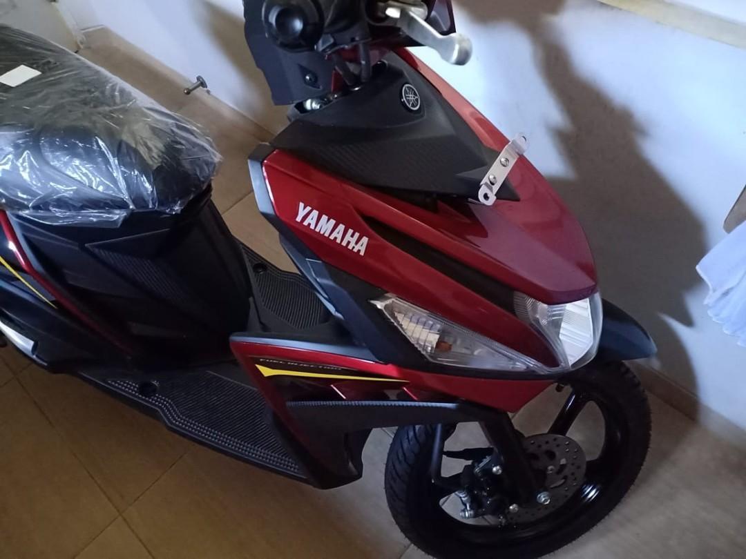 Yamaha Mio New