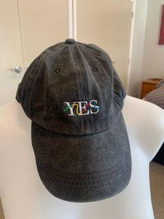 Yes theory cap