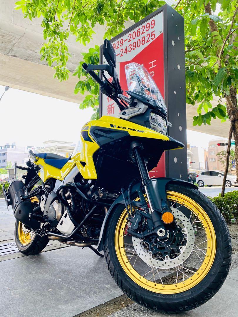 全新2020年 SUZUKI V-STROM 1050 XT ABS(總代理版)