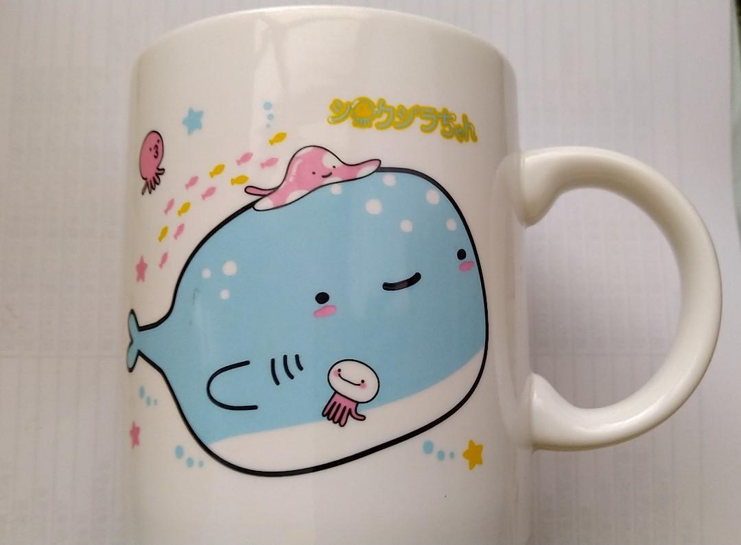 鯨魚馬克杯
