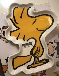 糊塗塌客 史努比的好朋友 瓷盤 餐盤 小餐盤