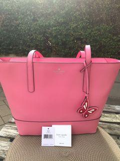 🎀 Brand New Kate Spade Leather Tote Purse 🎀