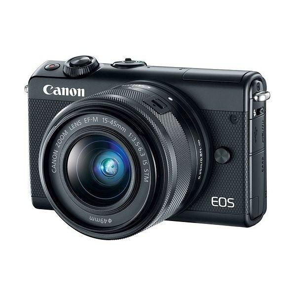 Bisa Kredit Canon EOS M100 Mirrorless Digital Camera