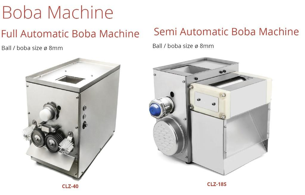BOBA MACHINE (CLZ-18S)