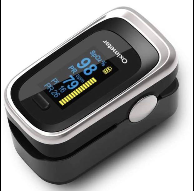 Brand new Pulse Oximeter Activity Tracker, Fingertip Clip SpO2 Counter Body Health Heart Rate