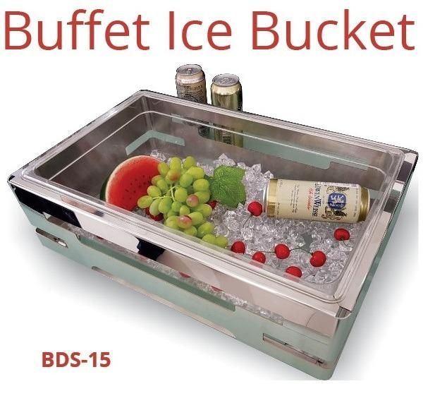 BUFFET ICE BUCKET (BDS-15)
