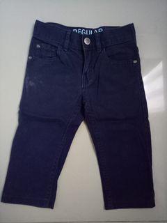 Celana Jeans Balita 1.5-2 Tahun Merk H&M