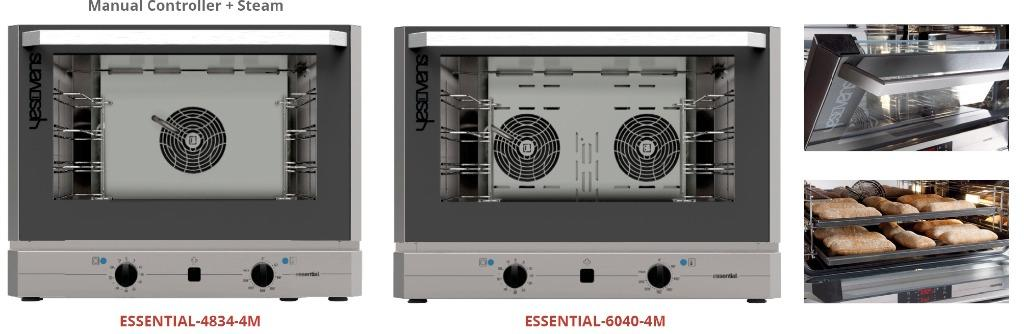 CONVECTION OVEN (ESSENTIAL-48344M)