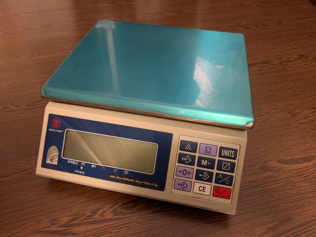 Weighing and Counting Scale 6kg*0.2g One year Warranty