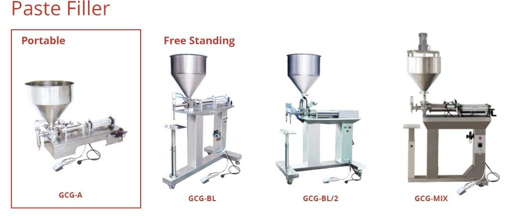 FILLER MACHINE (GCG-BL/2)