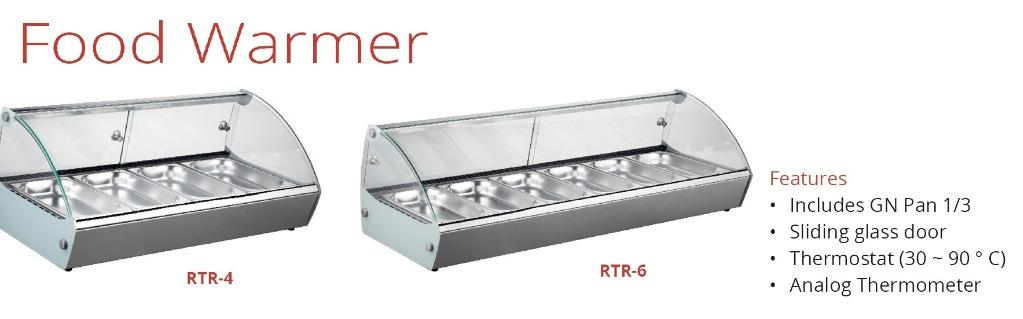 FOOD WARMER (RTR-4)