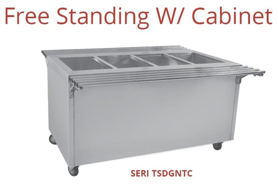 FREE STANDING W/ CABINET (TSDGNTC-110)