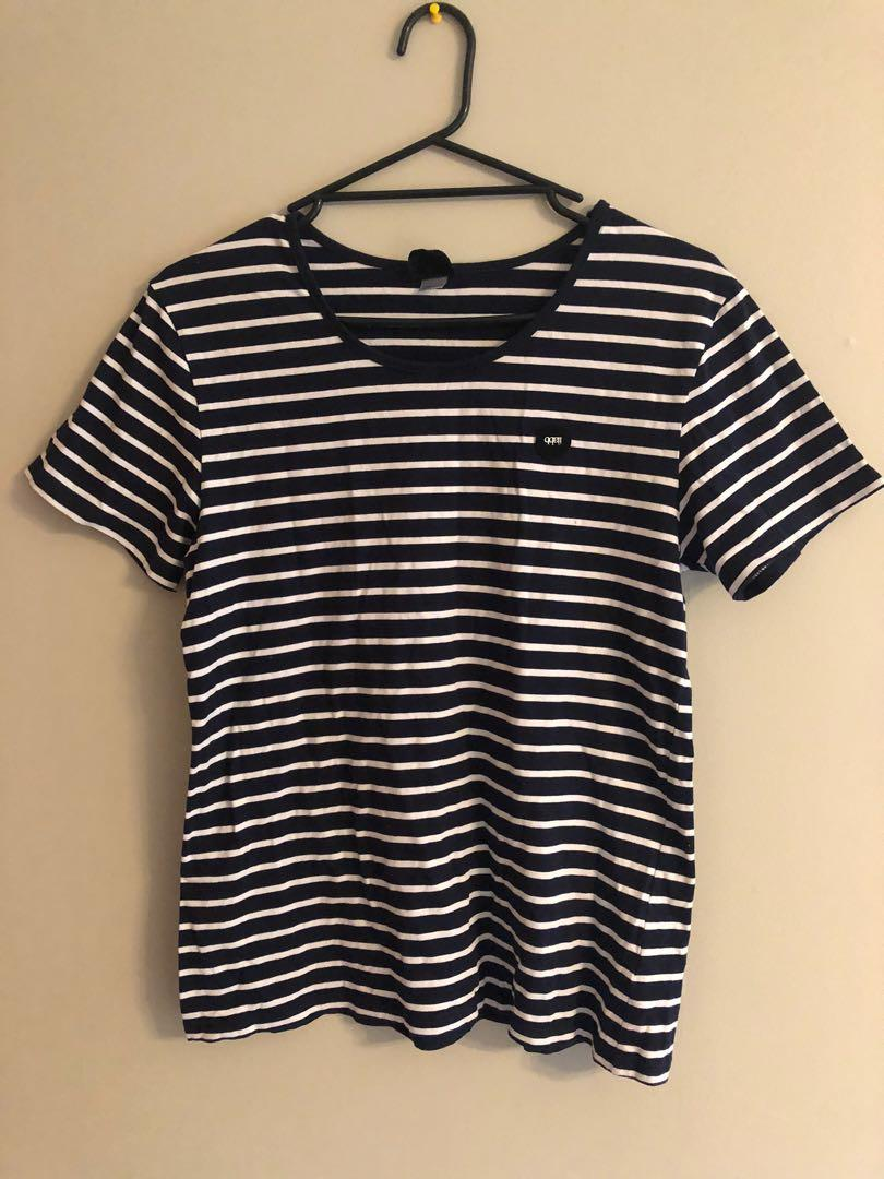 Ilabb Navi striped tee