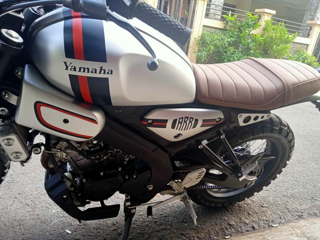 Jua motor YAMAXA XSR 155