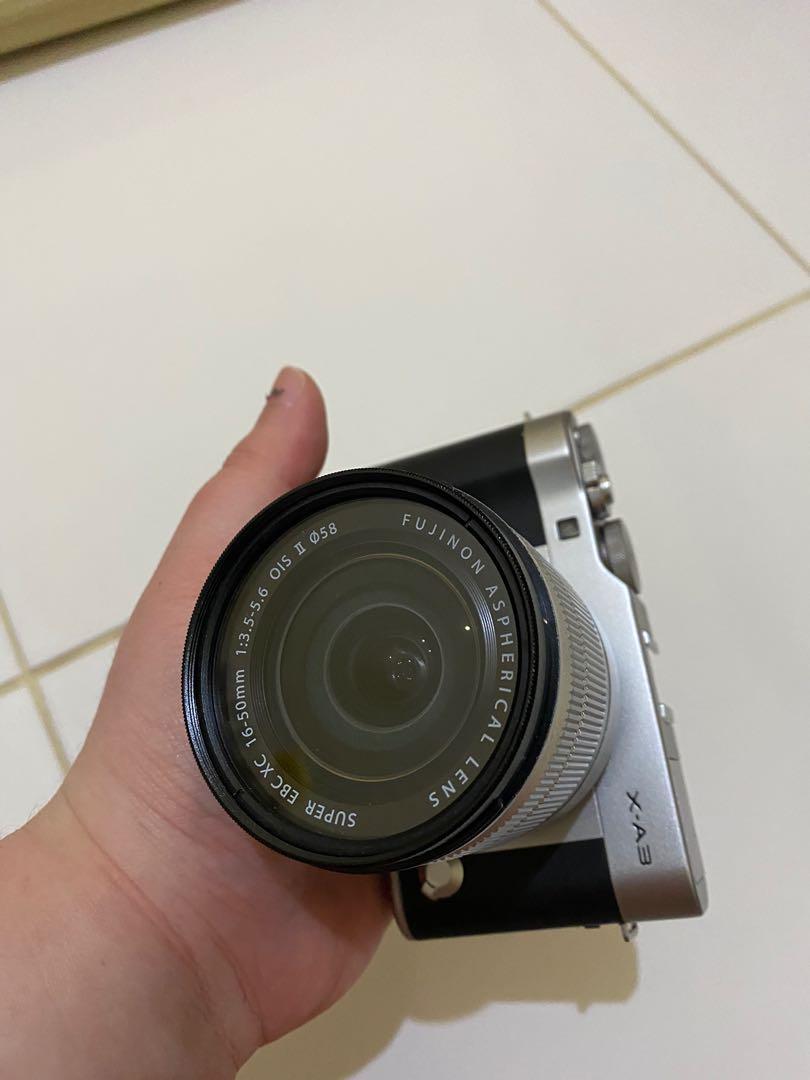 Kamera fujifilm X-A3 KIT XC 16-50MM + SD 16GB Ex fujifilm