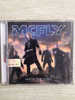 McFly Above the Noise CD Album