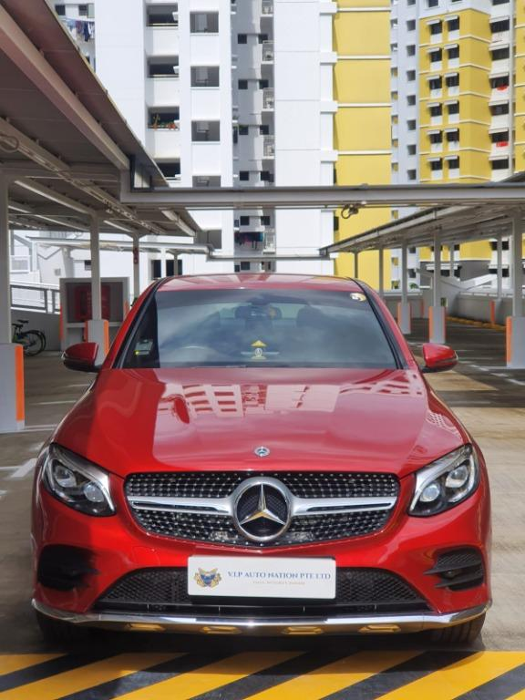 Mercedes-Benz CLC250 Coupe AMG Line 4MATIC Auto