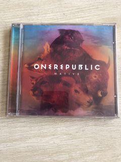 Native by Imagine Dragons CD Album