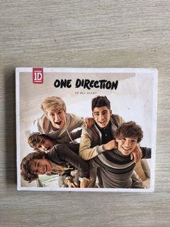 One Direction CD up all night