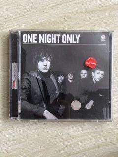 One Night Only CD Album