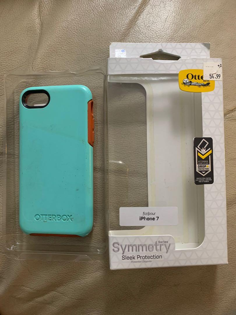 Otterbox iphone 7 used casing