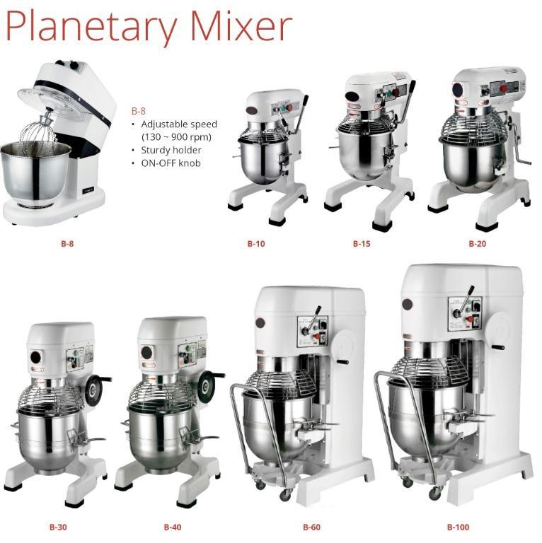 PLANETARY MIXER (B-8)