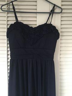 Short formal dress