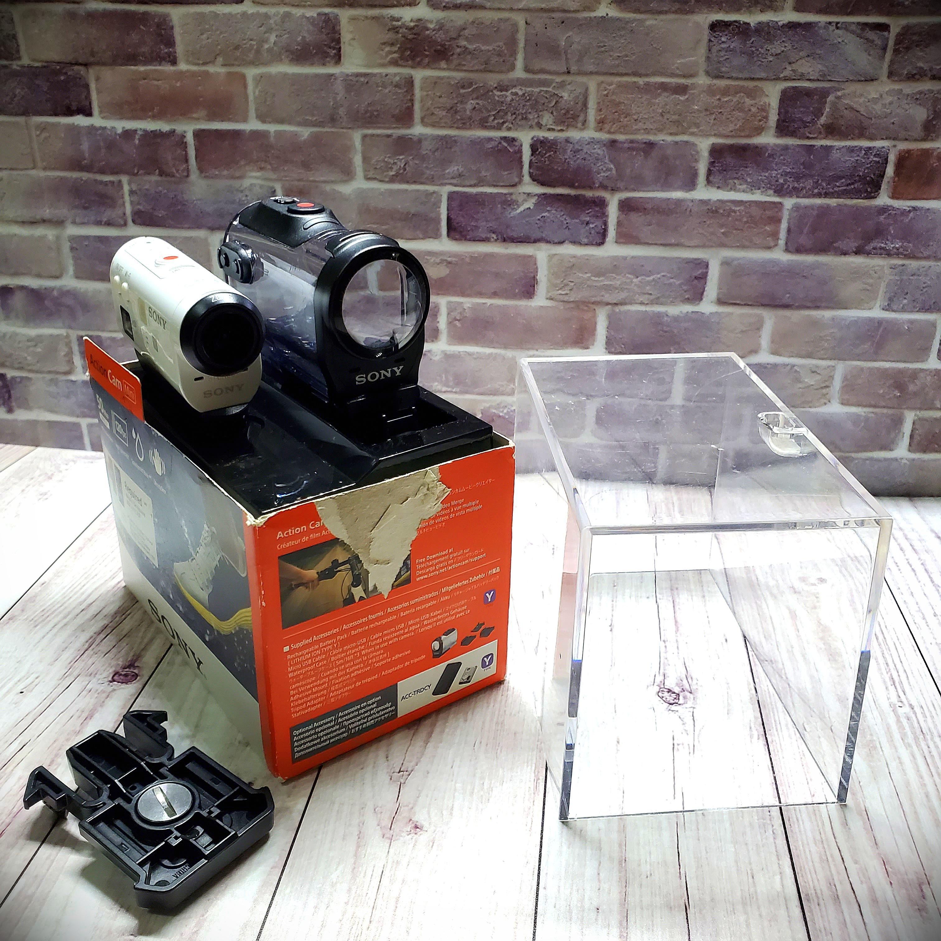 Sony 運動相機 HDR-AZ1